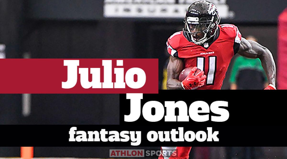 Julio Jones: Fantasy Outlook 2020