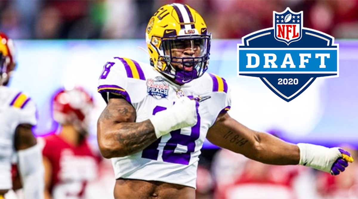 2020 NFL Draft Profile: K'Lavon Chaisson