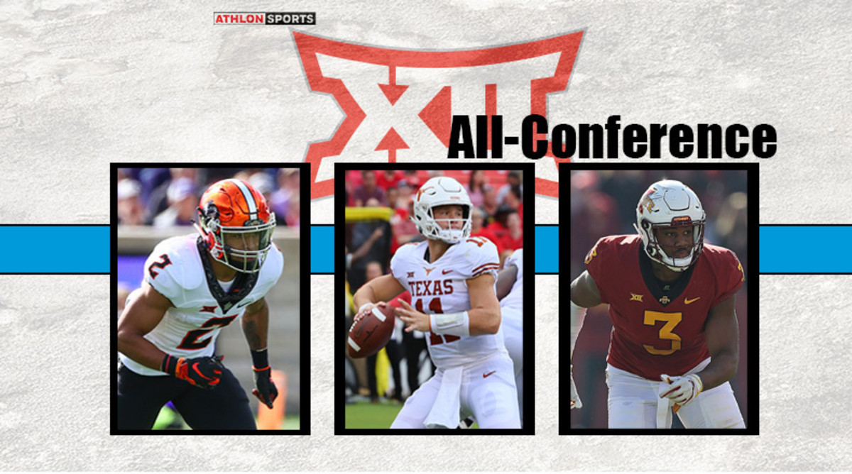 Big 12 Football 2019 All-Conference Team