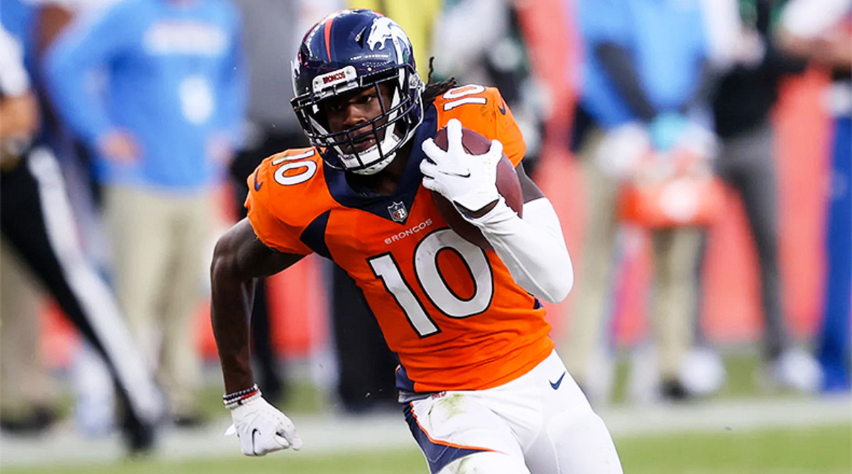 NFL DFS: Best DraftKings and FanDuel Predictions and Picks for Week 9