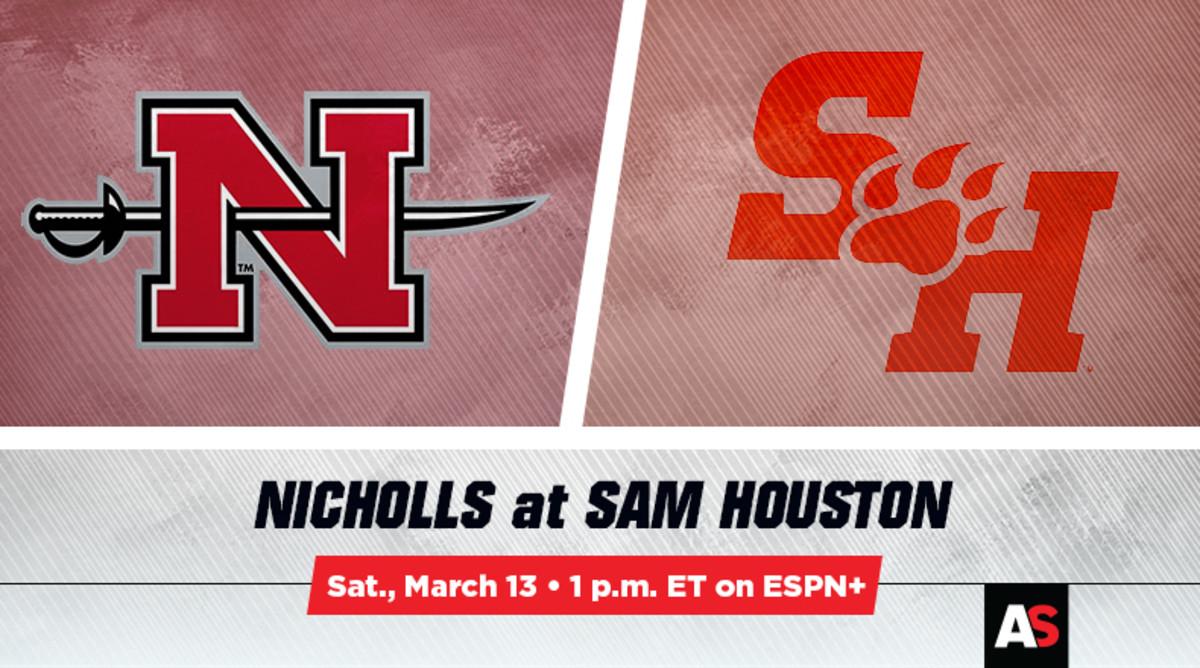 Nicholls vs. Sam Houston (SHSU) Football Prediction and Preview