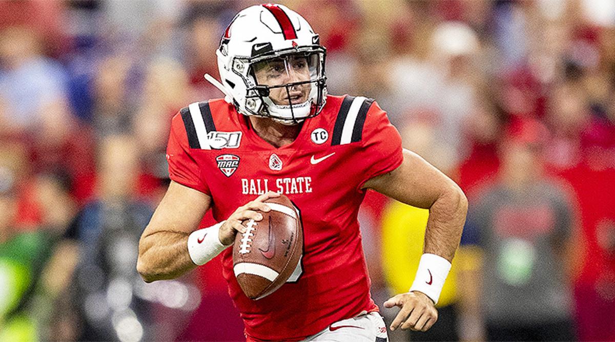 Drew Plitt, Ball State Cardinals Football