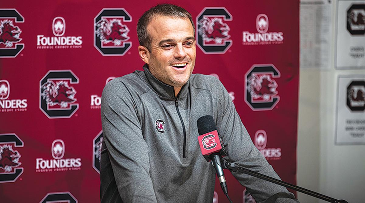 Shane Beamer, South Carolina Gamecocks football