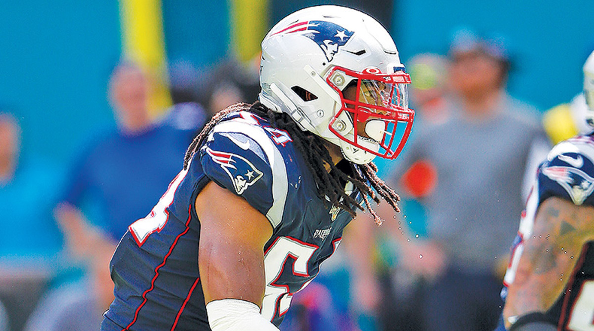 Dont'a Hightower, New England Patriots