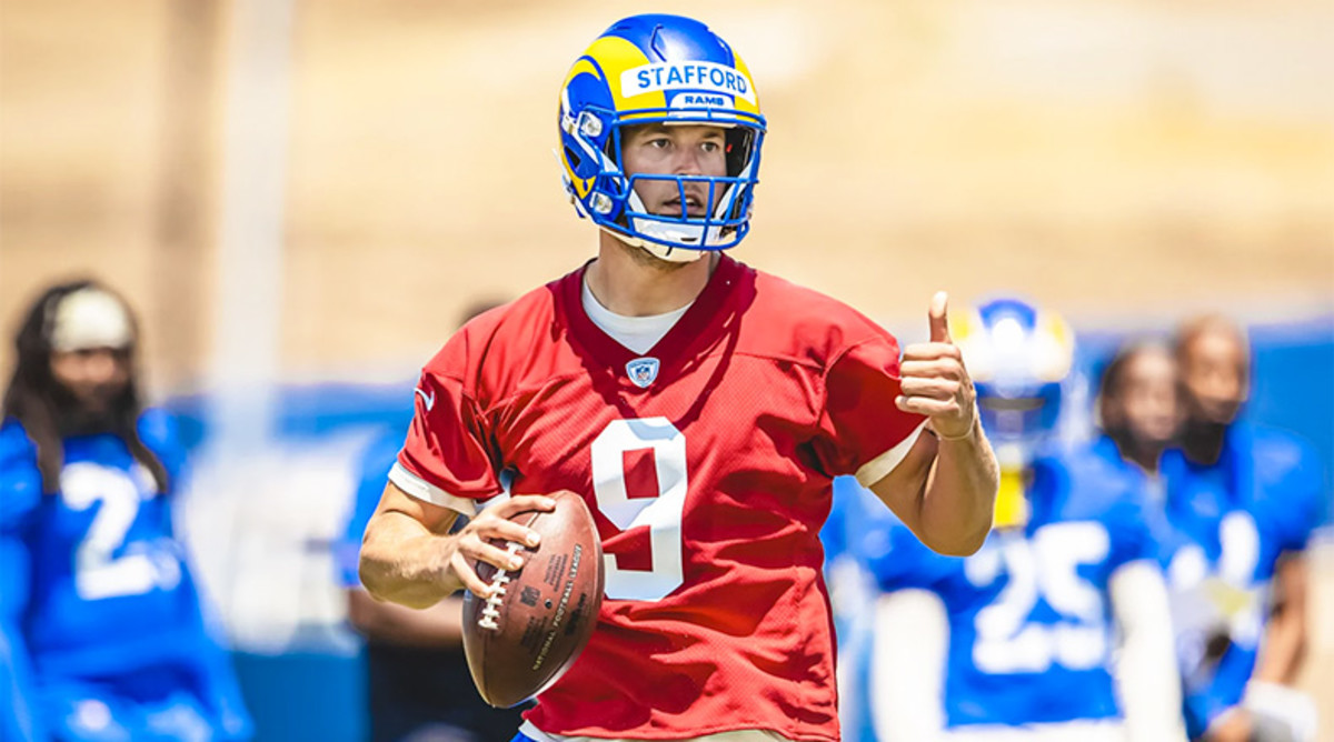Matthew Stafford, Los Angeles Rams