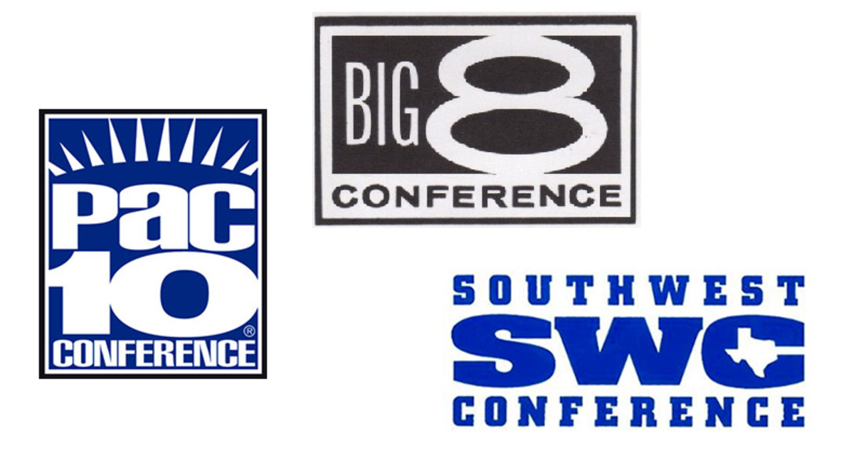 Conference realignment, expansion and extinction are nothing to college football