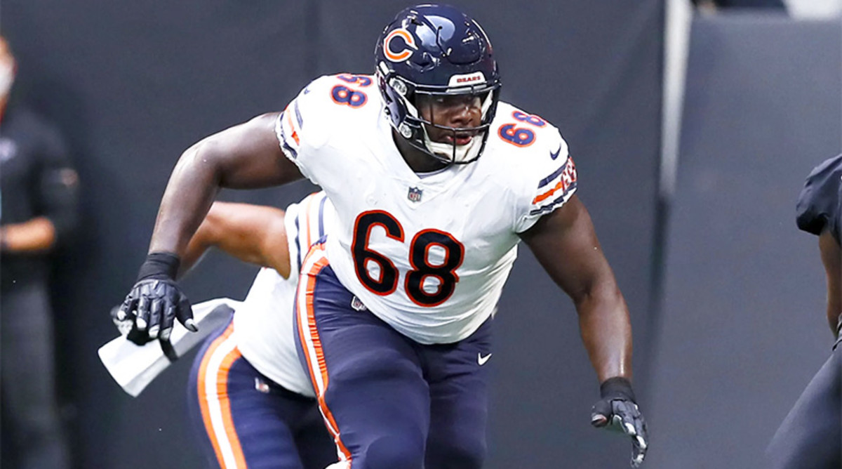 James Daniels, Chicago Bears