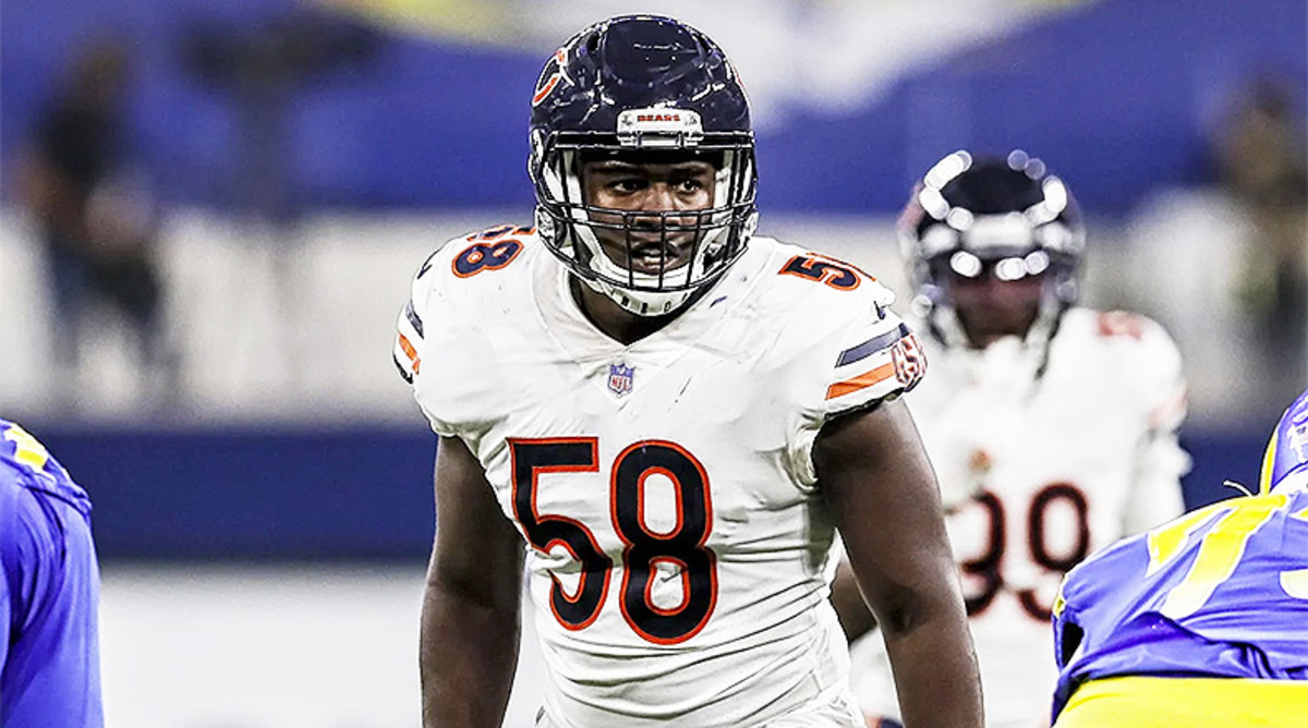 Roquan Smith, Chicago Bears