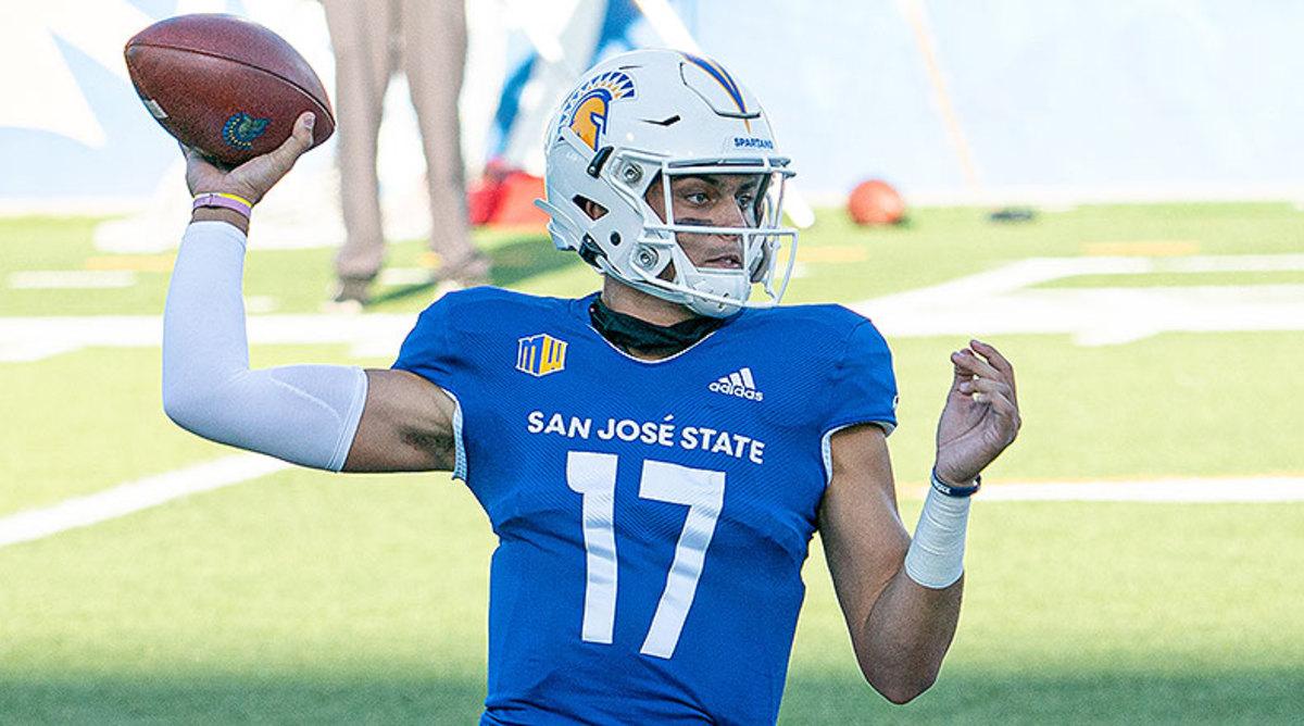 Nick Starkel, San Jose State Spartans Football