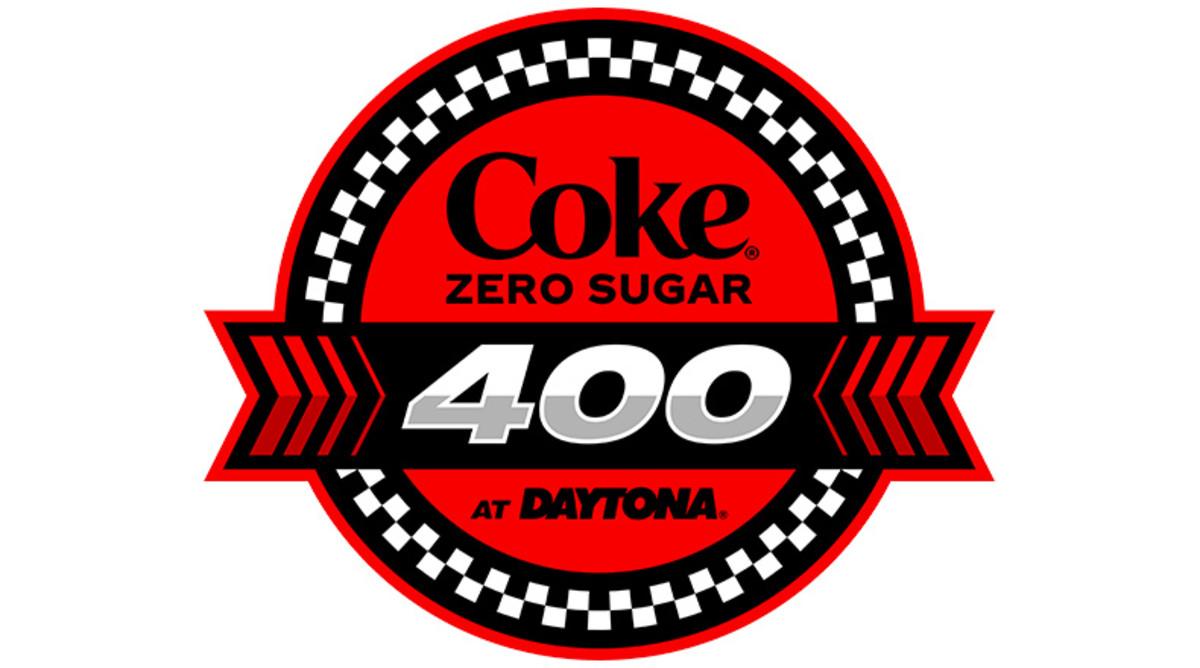 Coke Zero Sugar at Daytona International Speedway