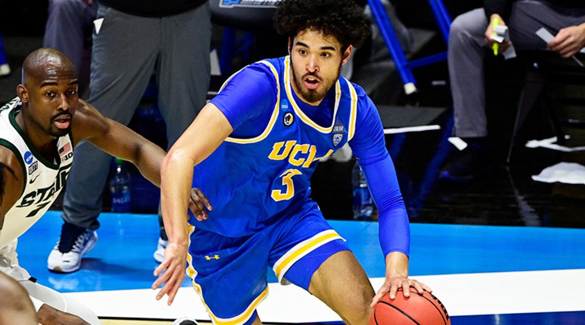Johhny Juzang, UCLA Bruins Basketball