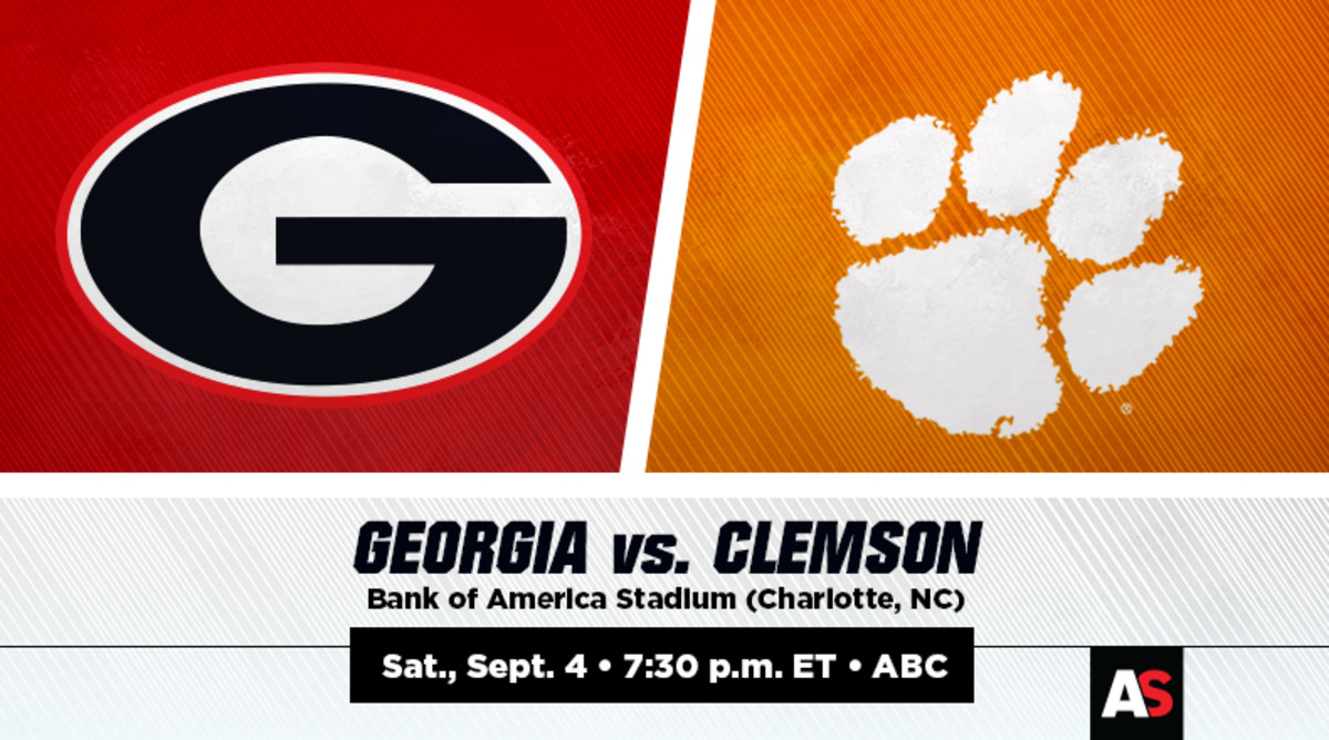 Georgia Bulldogs vs. Clemson Tigers Prediction and Preview