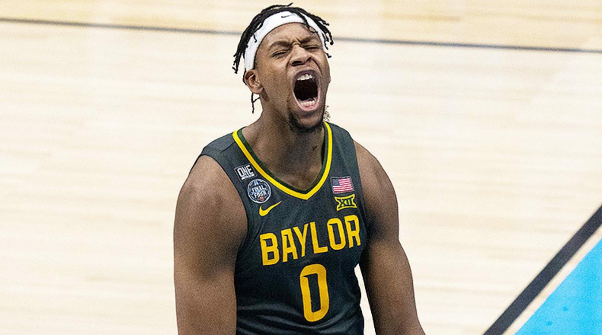 Flo Thamba, Baylor Bears Basketball