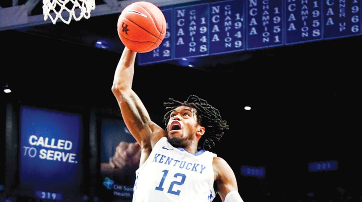 Keion Brooks Jr., Kentucky Wildcats Basketball