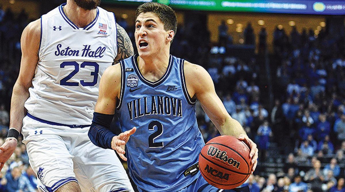 Collin Gillespie, Villanova Wildcats Basketball