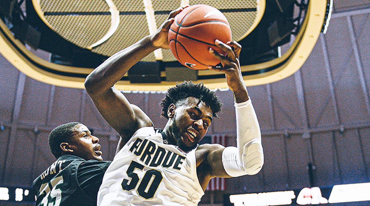 Trevion Williams, Purdue Boilermakers Basketball