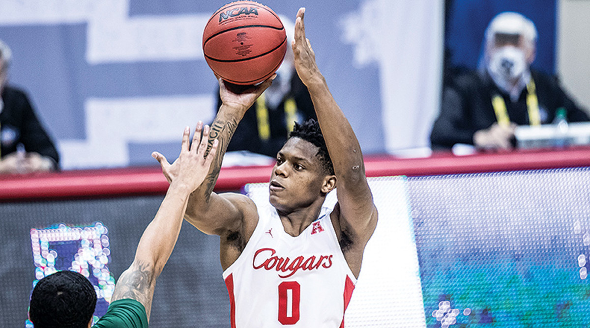 Marcus Sasser, Houston Cougars Basketball