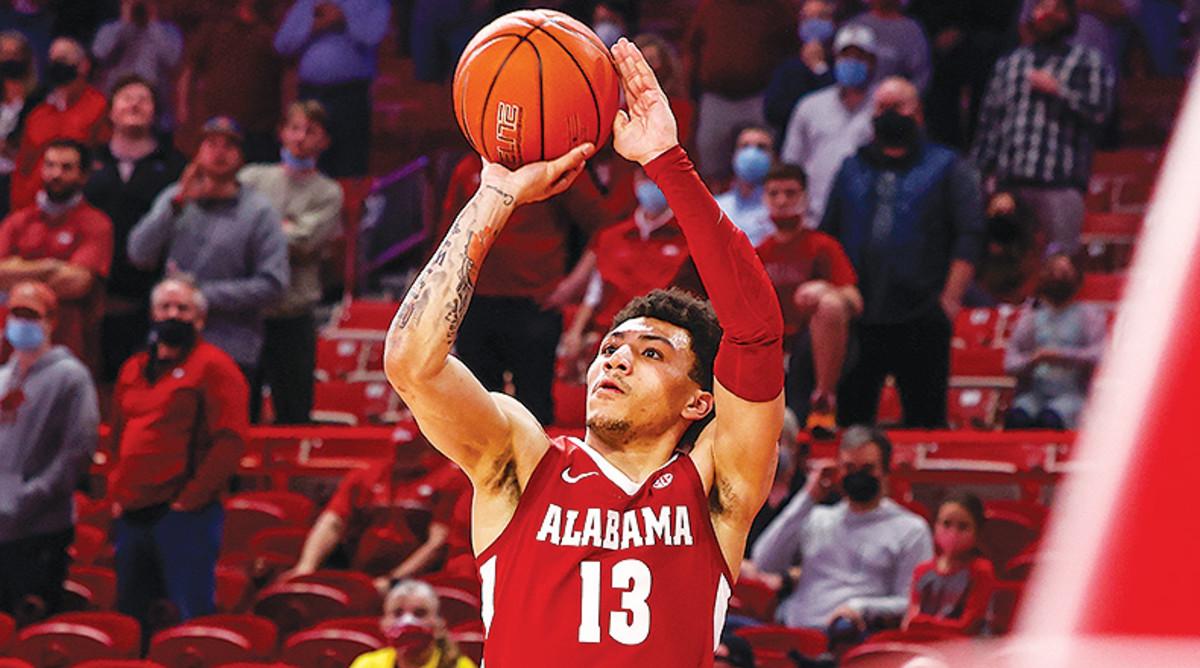 Jahvon Quinerly, Alabama Crimson Tide Basketball