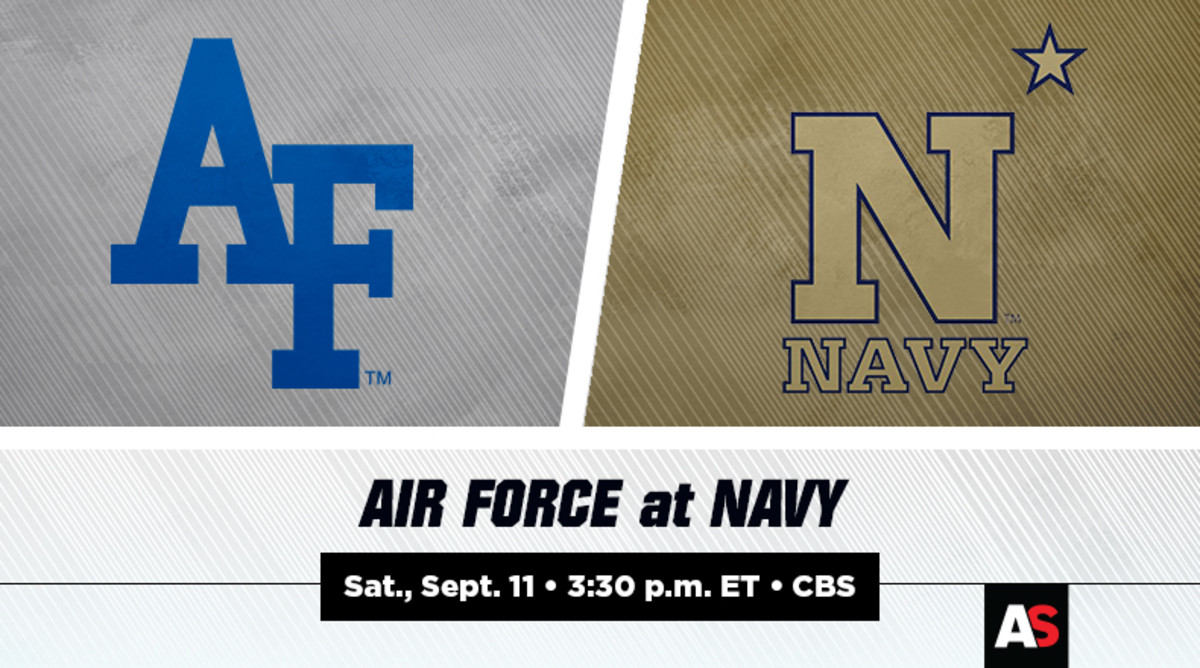 Air Force Falcons vs. Navy Midshipmen Prediction and Preview