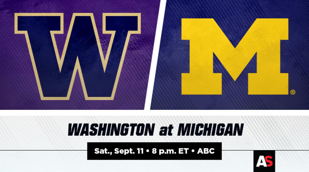 Washington Huskies vs. Michigan Wolverines Prediction and Preview