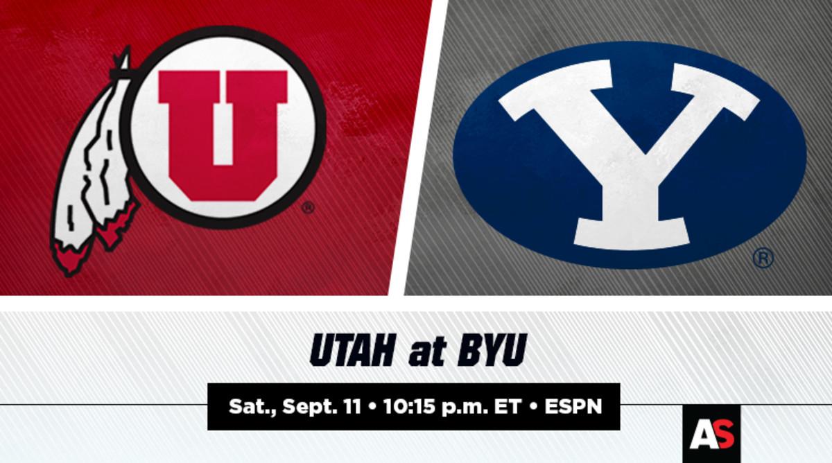 Utah Utes vs. BYU Cougars Prediction and Preview
