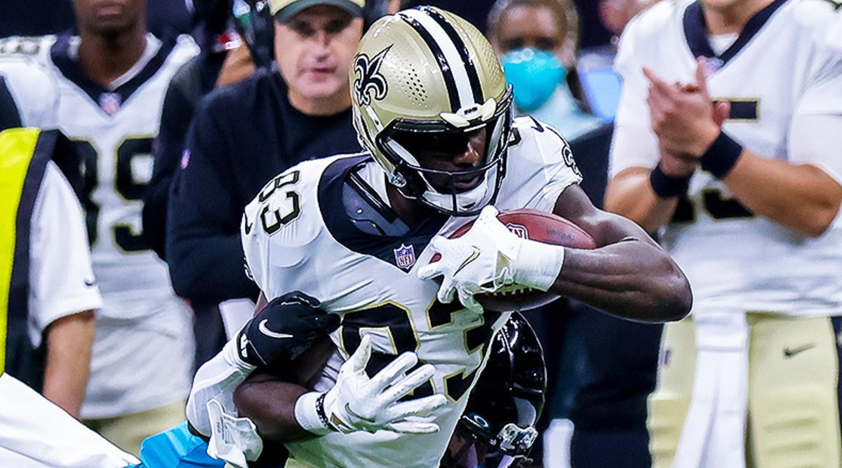 Juwan Johnson, New Orleans Saints