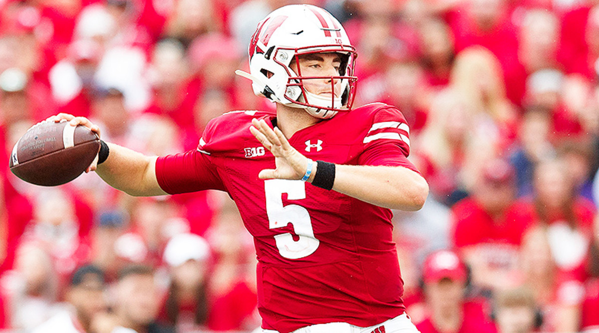 Eastern Michigan vs. Wisconsin Football Prediction and Preview - AthlonSports.com | Expert Predictions, Picks, and Previews