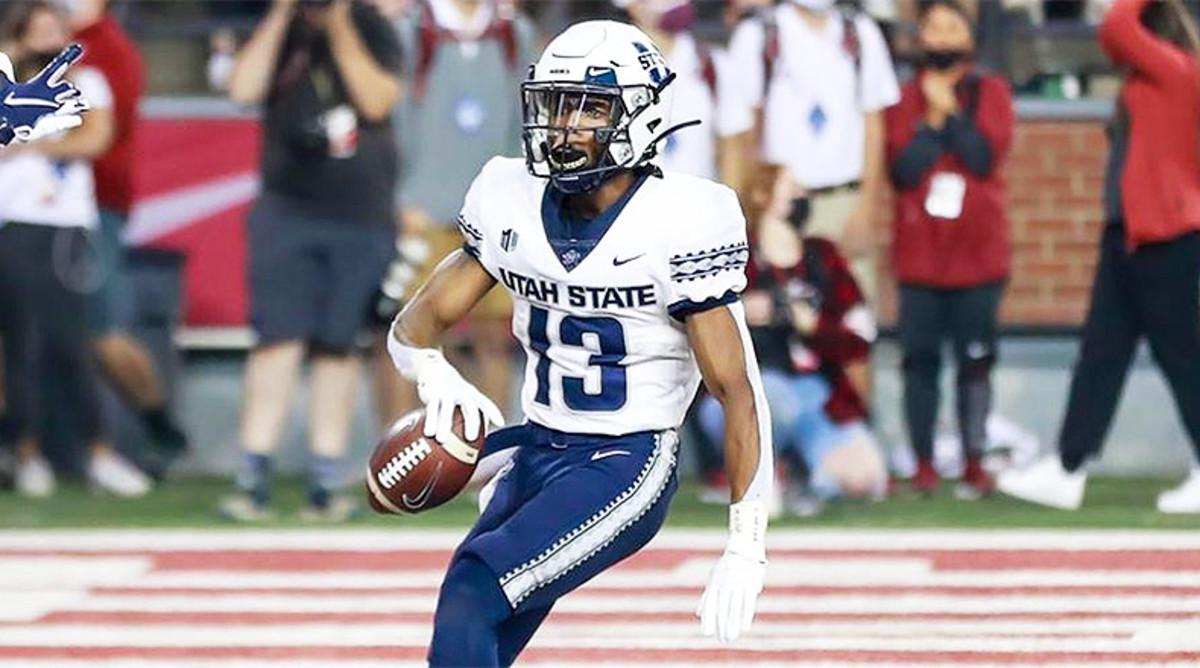 Deven Thompkins, Utah State Aggies Football