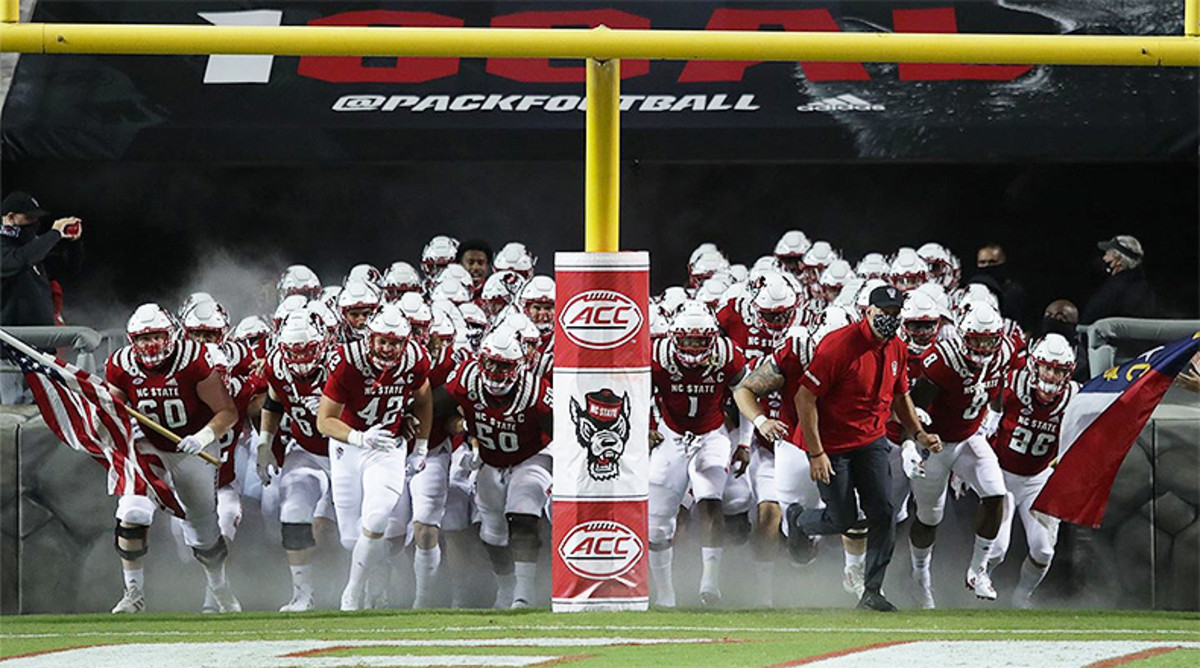 NC State Wolfpack Football