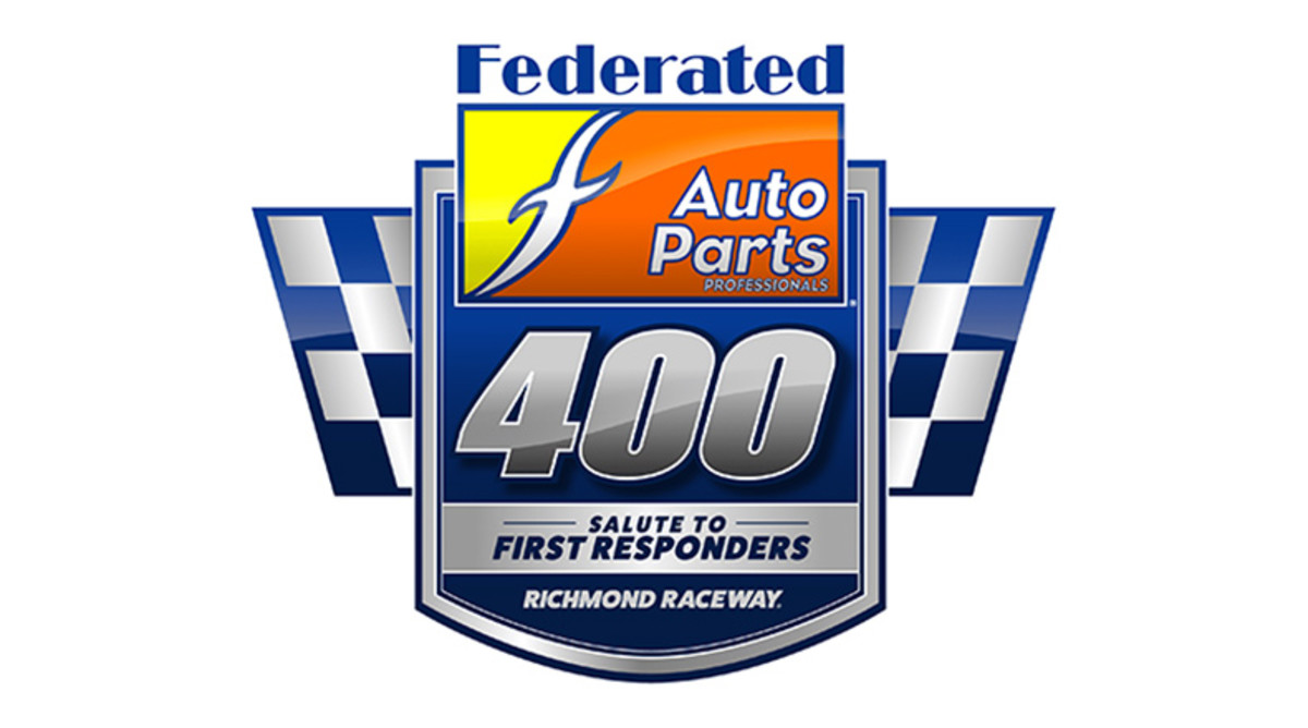 Federated Auto Parts Salute to First Responders 400 at Richmond Raceway