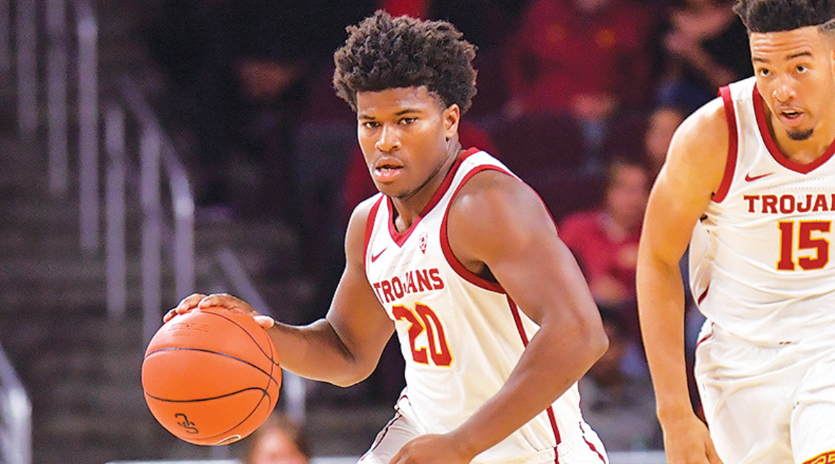 Ethan Anderson, USC Trojans Basketball