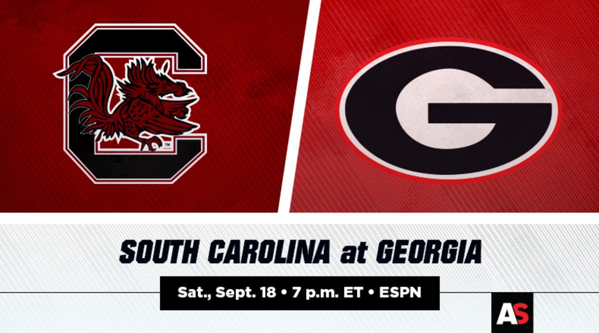 South Carolina Gamecocks vs. Georgia Bulldogs Prediction and Preview