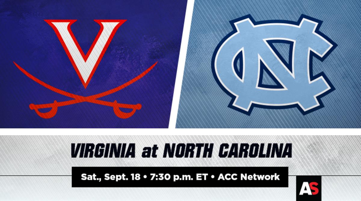 Virginia Cavaliers vs. North Carolina Tar Heels Prediction and Preview