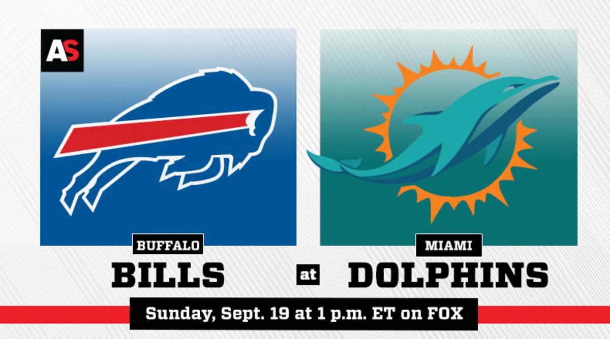 Buffalo Bills vs. Miami Dolphins Prediction and Preview