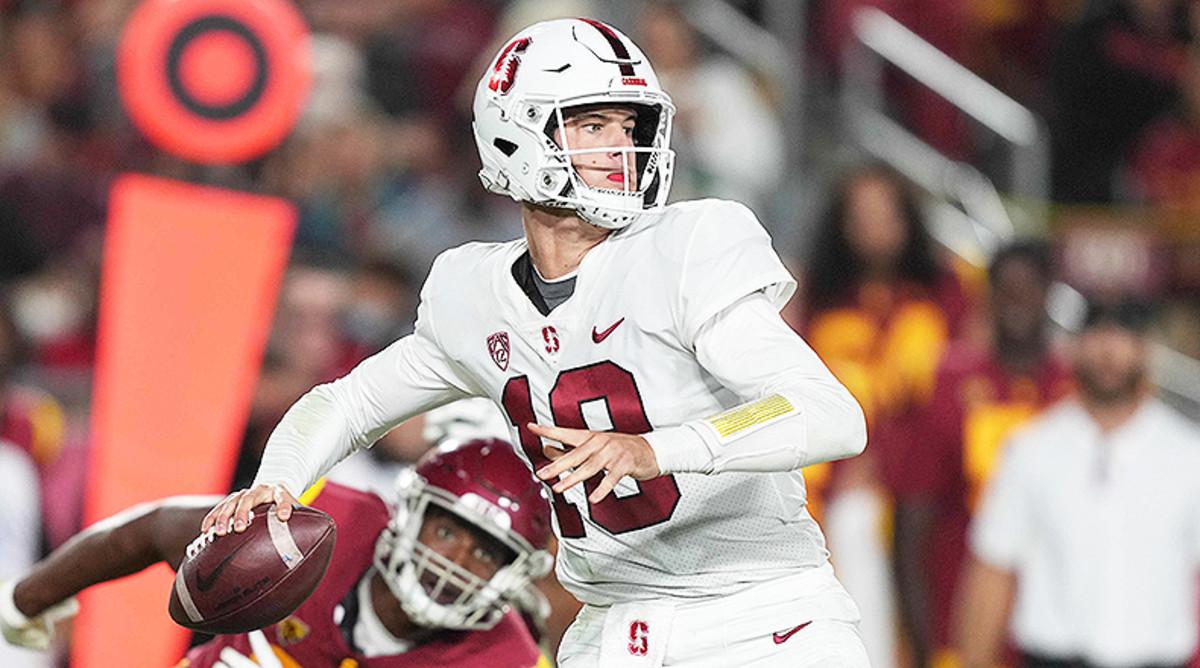 Tanner McKee, Stanford Cardinal Football