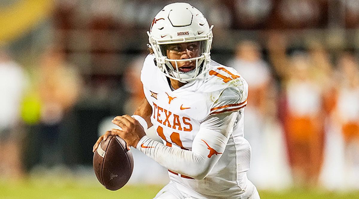 Casey Thompson, Texas Longhorns Football