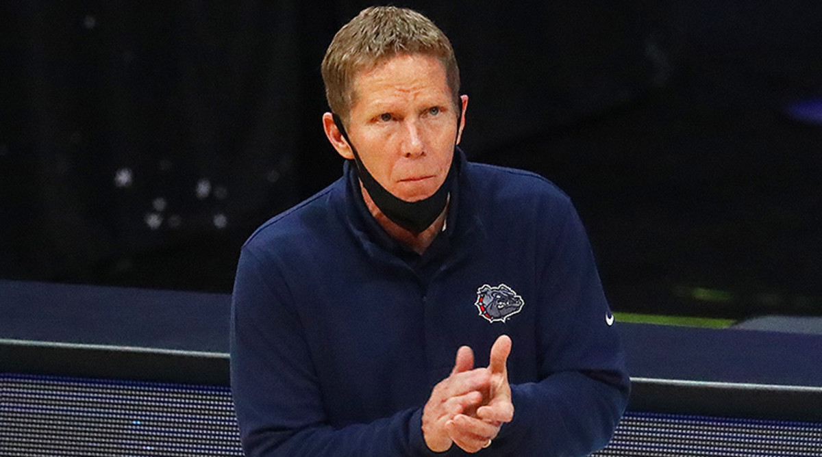 Mark Few, Gonzaga Bulldogs Basketball